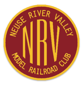 Neuse River Valley Model Railroad Club Logo
