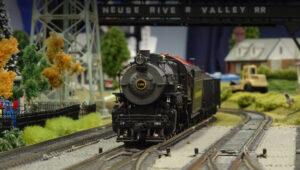 Neuse River Valley Model Railroad Club Hero Image