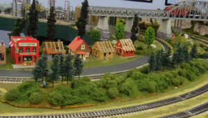 Neuse River Valley Model Railroad Club Track